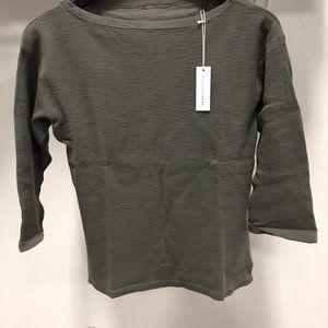 NWT CHRISTINA LEHR cute top 3/4 sleeve Sweater
